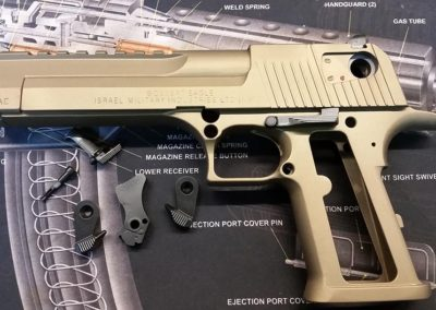 Cerakote- Desert Eagle Burnt Bronze