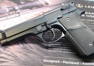Beretta 92S Complete Cerakote Socom Blue
