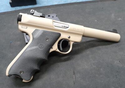 Ruger 22 45 Target